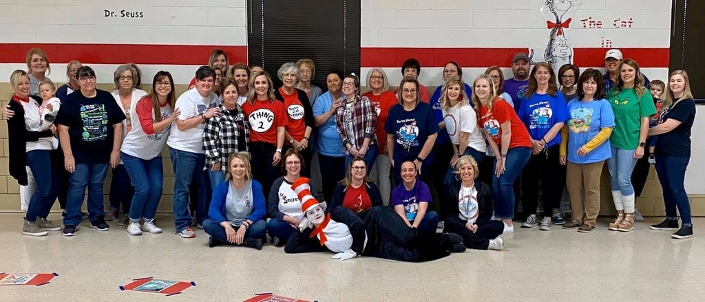 Dr. Seuss Family Literacy Night